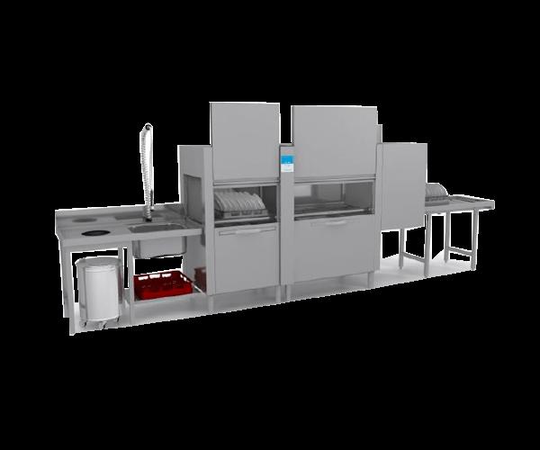 Konveyörlü Bulaşık Yıkama Makinesi