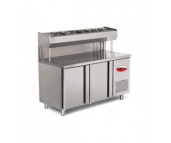pizza ve salata hazırlık buzdolabı 2