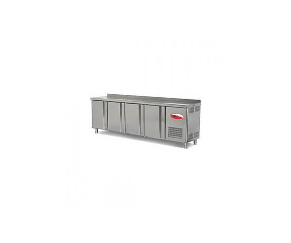 tezgah tipi buzdolapları (fanlı)